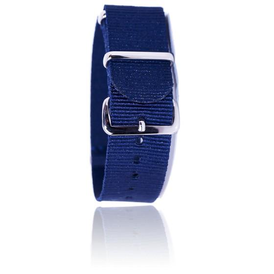 Bracelet Nylon Bleu marine