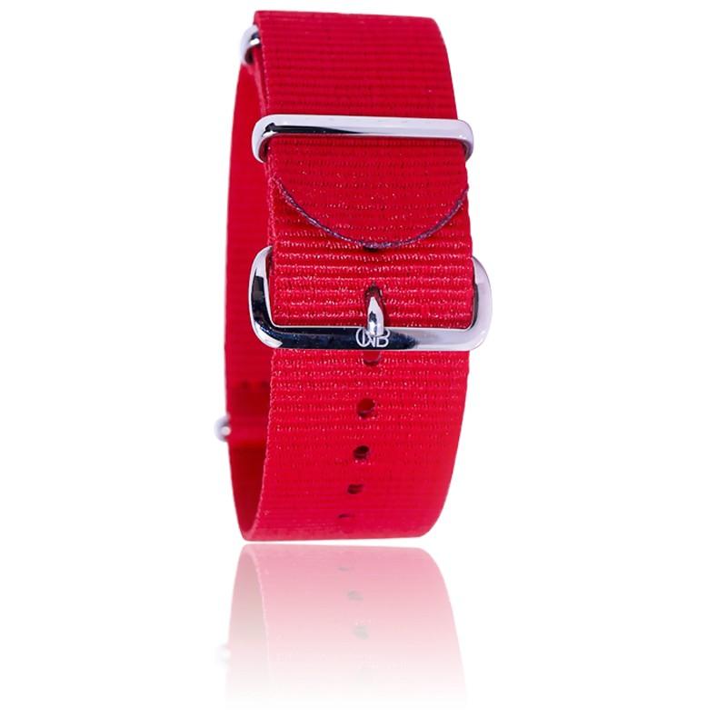 Bracelet Nato  Rouge