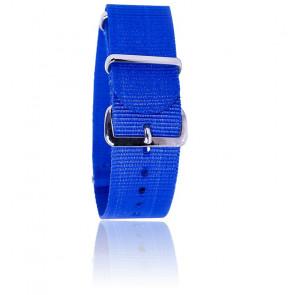 Bracelet Nato Bleu Roy