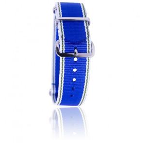 Bracelet Bleu/blanc/vert
