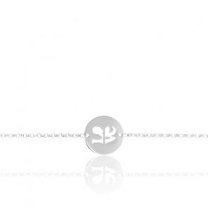 Bracelet Love Circle Or Blanc 18K