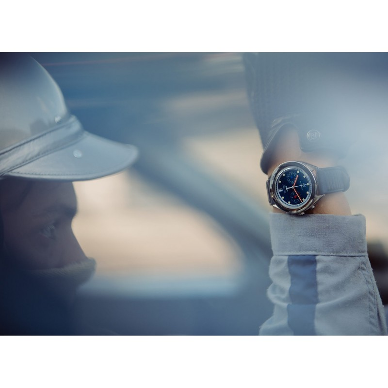 Ford Gt Endurance Chronograph Le Mans Blue
