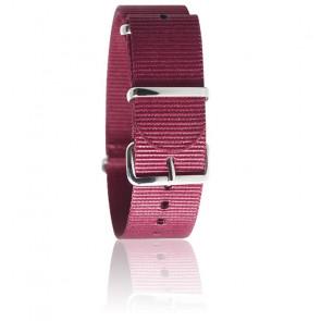 Bracelet Grenat/Lie de vin