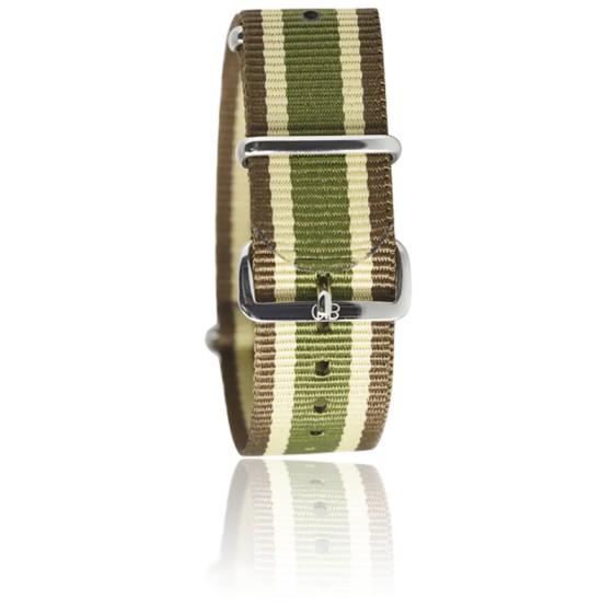 Bracelet Marron/beige/kaki