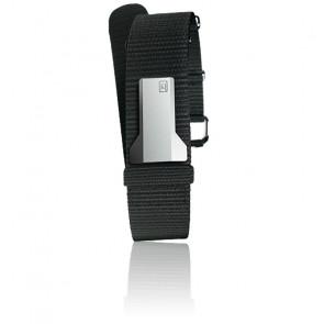 Bracelet Textile Klink-01 Noir