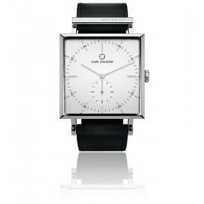Granit White Deluxe Black 34mm