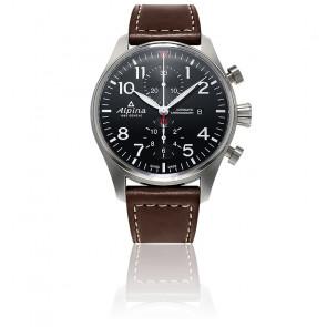 Startimer Pilot Chronograph AL-725B4S6