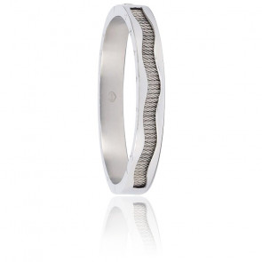Bracelet Forever Waves Acier