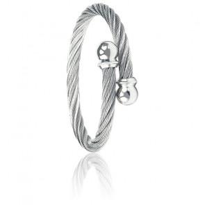 Bracelet Celtic Cordon Acier