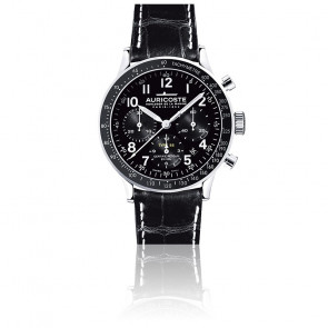 Chronograhe FlyBack Type 52 Compteurs Noir A52NT
