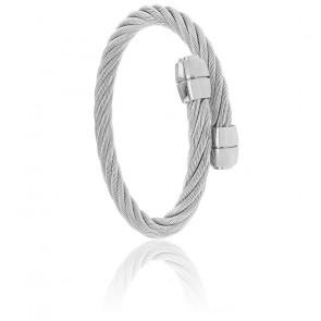 Bracelet Celtic Olive Acier