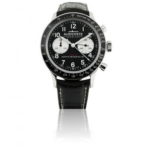 Chronograhe FlyBack Type 20 Compteurs Argent A20AT