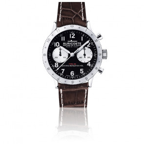 Chronograhe FlyBack Type 20 Compteurs Argent A20AP