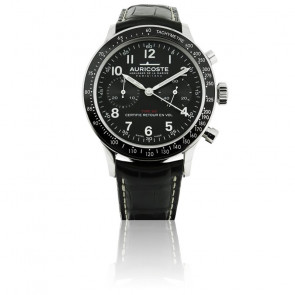 Chronographe FlyBack Type 20 Compteurs Noir A20NT