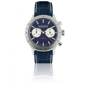 Chronograhe FlyBack Type 20 Grand Bleu A20HB
