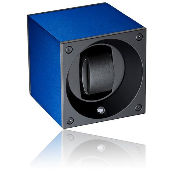 Ecrin rotatif Masterbox Aluminium Navy Blue