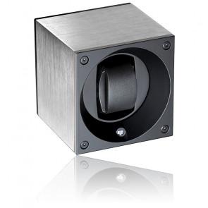 Ecrin rotatif Masterbox Aluminium - Natural Brushed