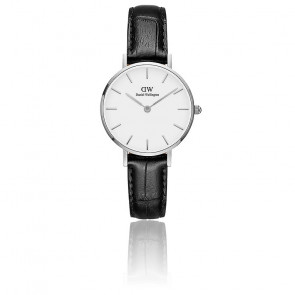 Classic Petite Reading  28 mm Silver DW00100241