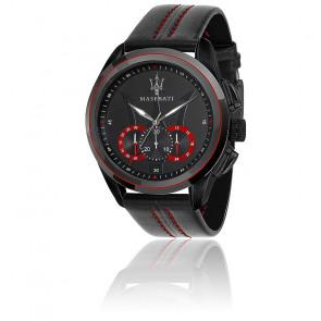Montre Traguardo Black Dial R8871612023