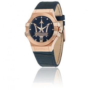 Montre Potenza Blue Dial R8851108027