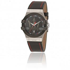 Montre Potenza Black/Gunmetal R8851108001