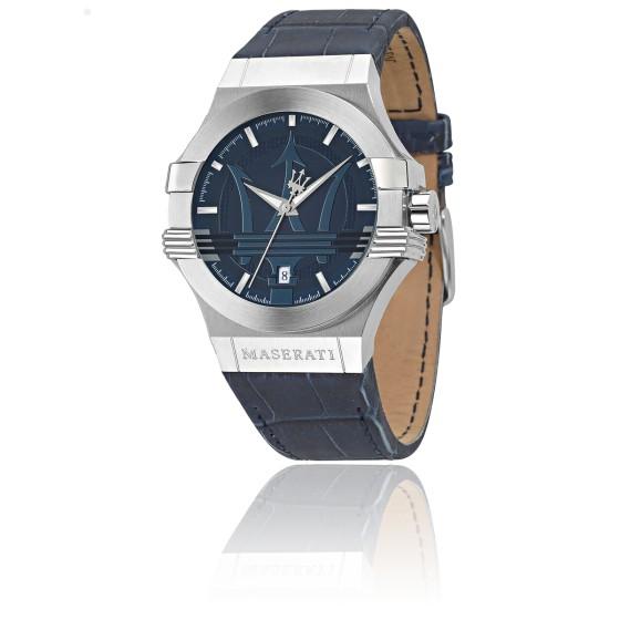Montre Potenza Silver Blue R8851108015