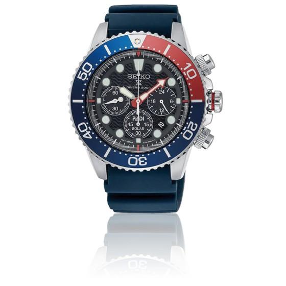 Prospex Sport Chronographe Quartz Solaire PADI SSC663P1