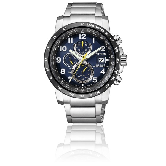 Mens Eco-Drive Radio Controlled AT8124-91L