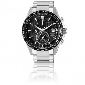 Radio controlled Eco-drive Titanium AT8154-82E