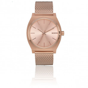 The Time Teller Milanese All Rose Gold - A1187-897