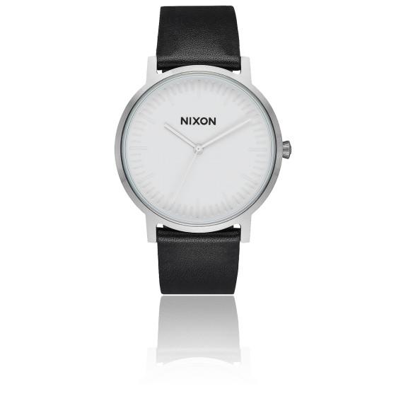 Porter Leather White/Silver/Black A1058-2855