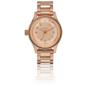 The Facet 38 All Rose Gold A409-897