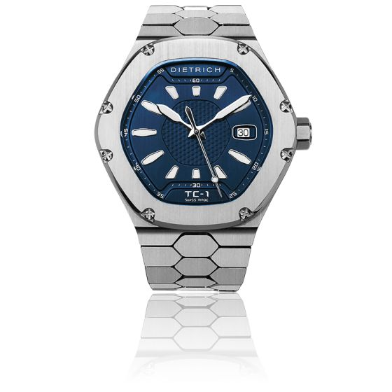 Time Companion TC-1 SS - Blue
