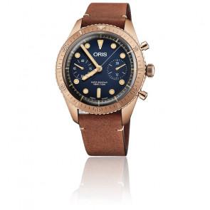 Carl Brashear Chronograph Limited Edition 01 771 7744 3185-Set LS