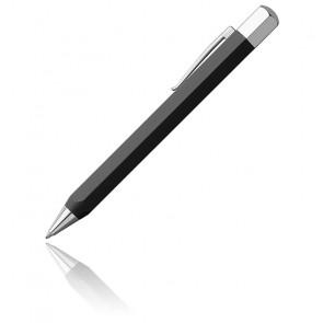 Stylo-bille Ondoro noir graphite 147509