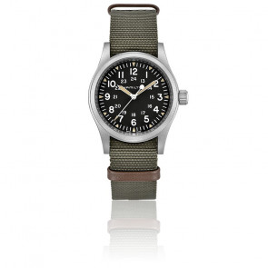 Khaki Field Mechanical H69439931