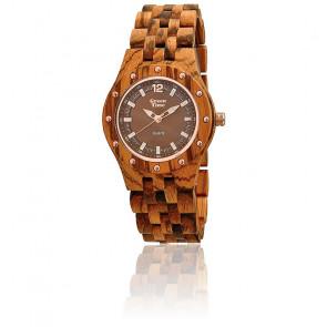 Zebrano Wood ZW055B