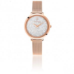Montre La Petite Cristal blanche 105J908