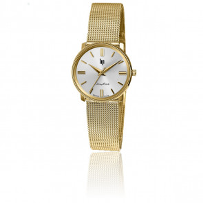 Montre Dauphine 29 Gold Milanaise 671474