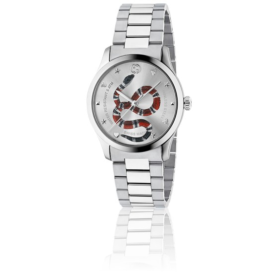1c469723fe9 Montre G-Timeless YA1264076 - Gucci - Ocarat