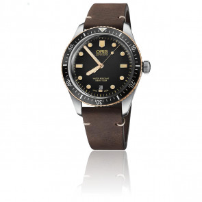 Montre Divers Sixty Five  01 733 7707 4354-07 5 20 55