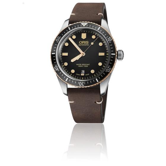 Montre Divers Sixty Five  01 733 7707 4354-07 5 20 55