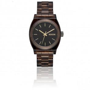 The Medium Time Teller Acetate Brown A1214-400
