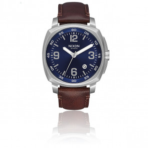Charger Leather Blue/Brown A1077-1524