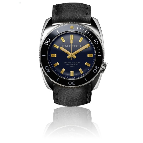 """Montre WRV """"V"""" Automatic 1977 « Royale » Limited Edition"""