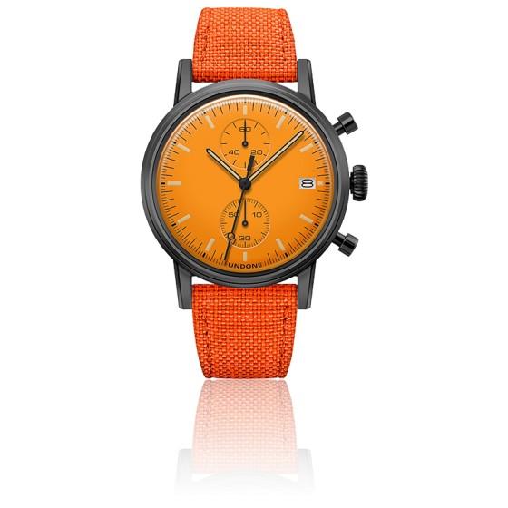 Montre Urban Modern Orange
