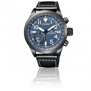 Montre Eco-Drive Satellite Wave CC3067-11L