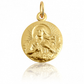 Médaille Maria Magdalena Or Jaune 18K