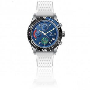 Montre Yachtingraf Régate Blue Quartz YMHF1563-GB