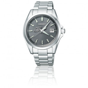 Montre Stainless Steel Eco Drive AQ1030-57H